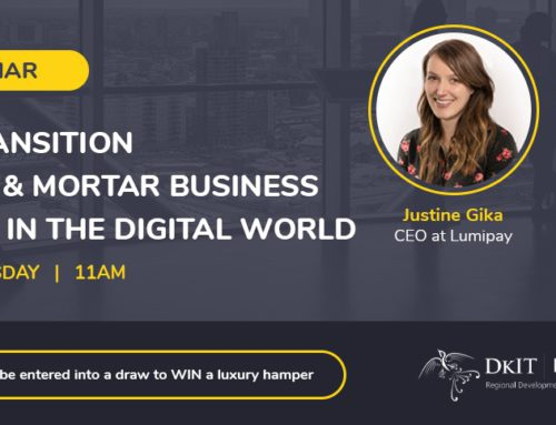 LumiPay Webinar: How to turn your brick and mortar business and thrive in the digital world